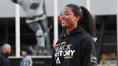 NHL's only Black female scout learns how to adapt