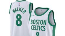 Boston Celtics City Edition Jersey, NBA's City Edition Jersey's launch and gear, where to buy