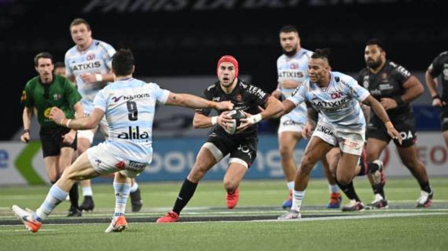 Rugby - Top 14 - Le Racing 92 tombe à domicile face à Toulon