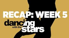 Dancing with the Stars Week 5: Disney Week Brings a Lotta Lady, a Little Tramp