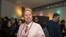 Johnny Rotten's penis bitten by flea after he befriends squirrels at his home