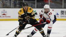 Bruins take Capitals' best shots in 6-3 win