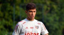 Vitor Bueno deve desfalcar São Paulo; Luciano tem mais chance de jogar