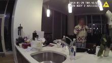 Chicago Police bodycam footage shows Jussie Smollett with noose around his neck