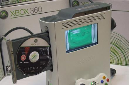 Divineo offers up LCD-infused Xbox 360, practicality in doubt
