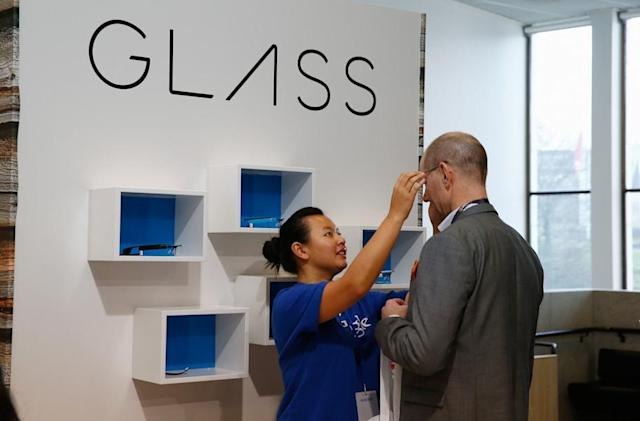 Google's 'GG1' teases a new version of Glass