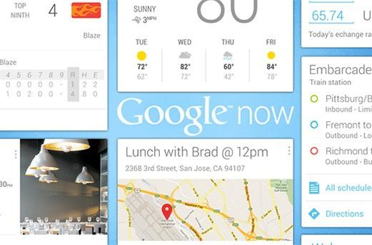 Google Now coming to Chrome browser, brings reminder cards to the desktop