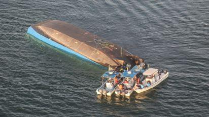 Chega a 207 número de mortos em naufrágio na Tanzânia