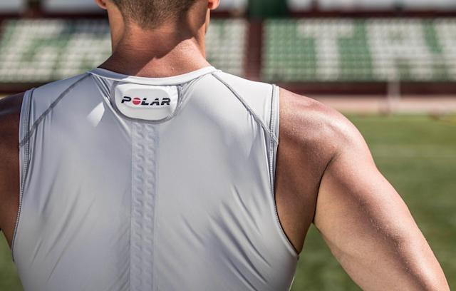 Polar's next fitness wearable is a smart shirt