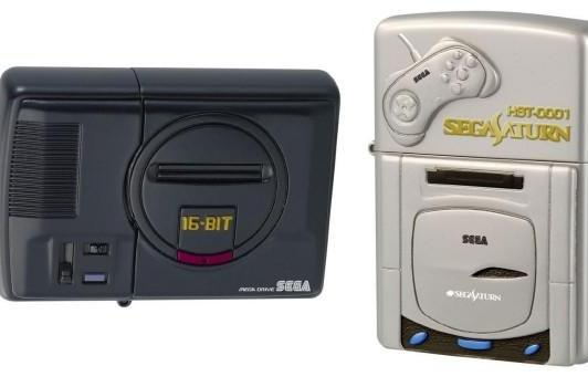 Sega lighters: smoking will never be cool again