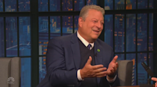 Al Gore praises House Intel Committee and witnesses in impeachment proceedings