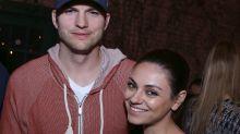 Mila Kunis Celebrates Her 34th Birthday With Ashton Kutcher in Hungary
