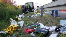 Unfall auf der A9: Ermittlungen gegen Busfahrer eingeleitet