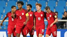 Josh Sargent scores another great goal in U.S.'s U-20 World Cup win over Senegal