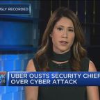 Uber hack attack exposed 57 million users