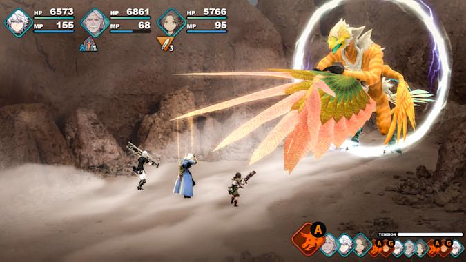 'Fantasian,' from the creator of Final Fantasy, arrives on Apple Arcade