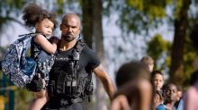 'S.W.A.T.' sneak peek: Shemar Moore gets fast and furious