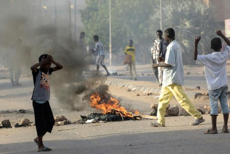Sudan talks cancelled as teenagers' killing triggers outrage