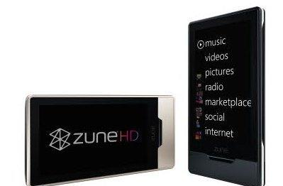 Zune HD specs fill in the blanks on video format support, battery life and more