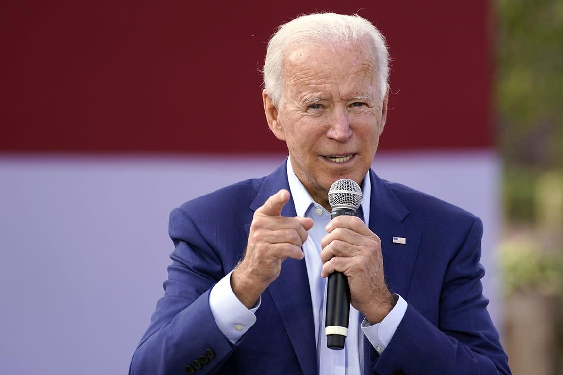 Poll: Biden up 9 points in Pennsylvania