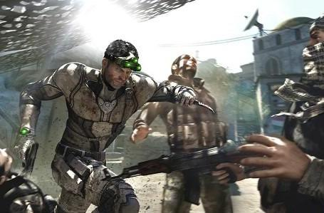 Splinter Cell: Blacklist offers a lesson in sneaking up on people
