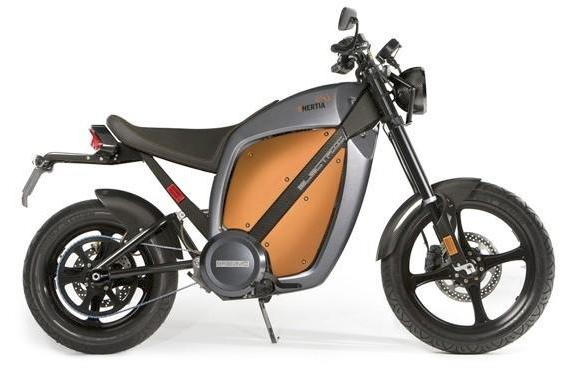 Brammo Enertia electric motorcycle to be sold at Best Buy