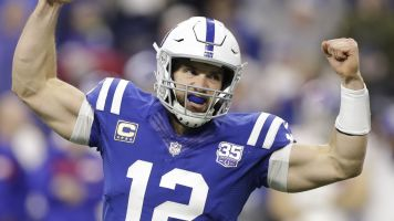 The Colts gave Luck a $24.8M retirement gift