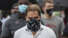Nick Saban tests negative for COVID-19 on Thursday, could he return to coach Saturday?