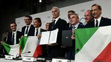 Italy govt legislates to avoid Olympic Games ban
