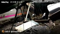 'We Have a Train That Has Gone Through the Station': Dispatch Calls Reveal NJ Train Crash Horror as It Unfolded