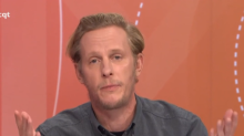 Laurence Fox row rages on as he mocks Question Time guest with 'stunning and brave' hashtag