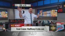 Cramer's lightning round: CyberArk's in purgatory — here'...