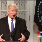 'SNL': Alec Baldwin's Trump Hopes His 'Hell Of Playing President Will Finally Be Over'