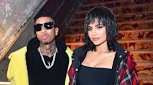 Tyga Says He Still Communicates with Ex (and New Mom) Kylie Jenner but 'She Has Her New Life'