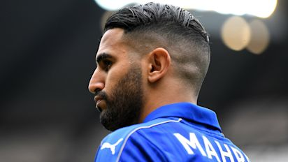 Leicester reject Roma bid for Riyad Mahrez