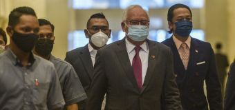 In conviction appeal, lawyer claims Najib selectively prosecuted over RM42m in SRC funds