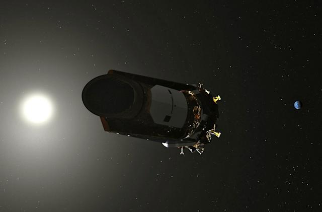 Kepler beams back final image from its almost decade-long journey