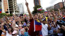 Maduro foe claims Venezuela presidency amid protests