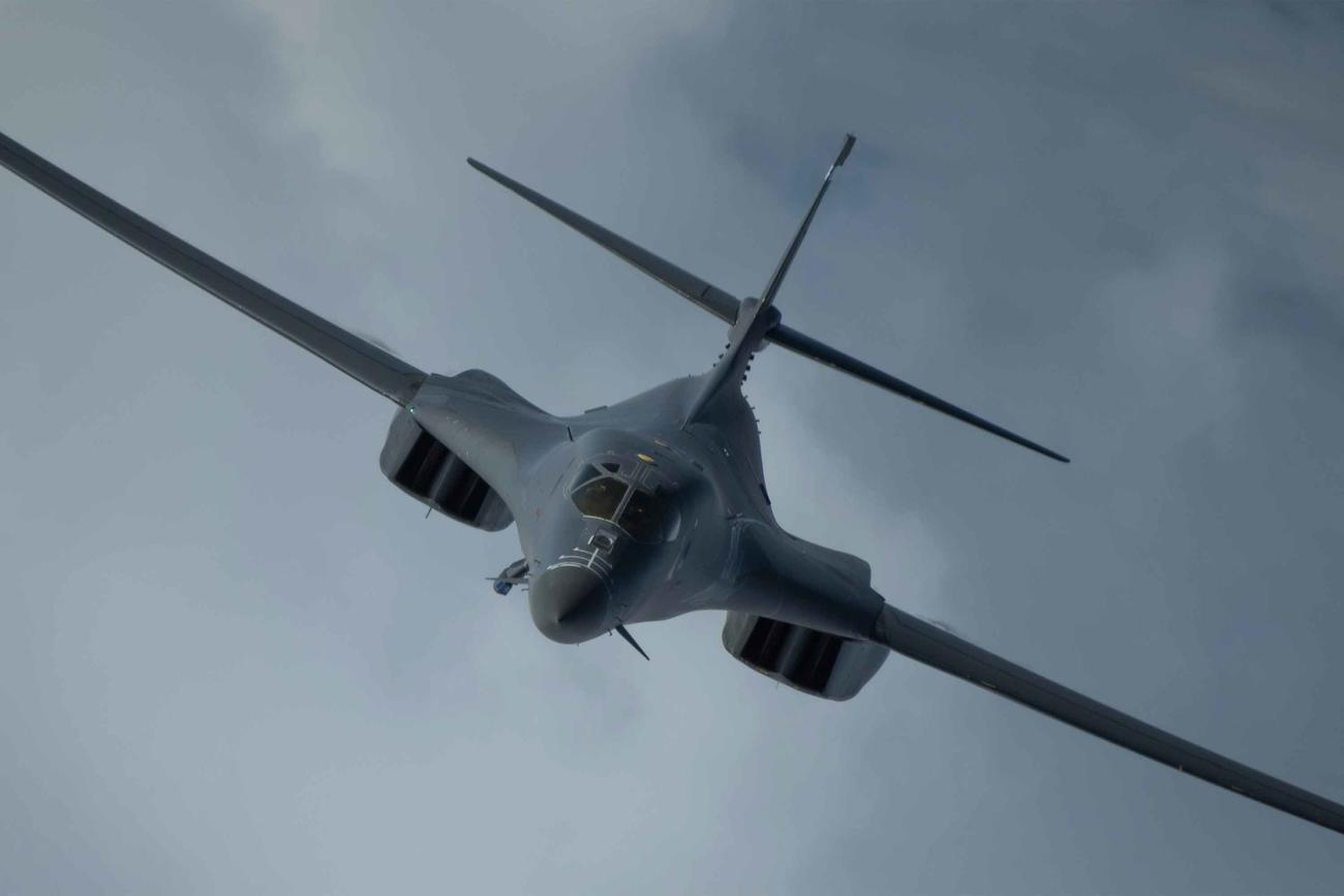 B-1 Bomber May Become the New Face of US Military Power in the Pacific
