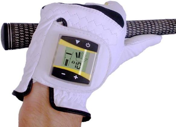 SensoGlove revamp brings automatic pressure check, stops us from strangling our golf swing