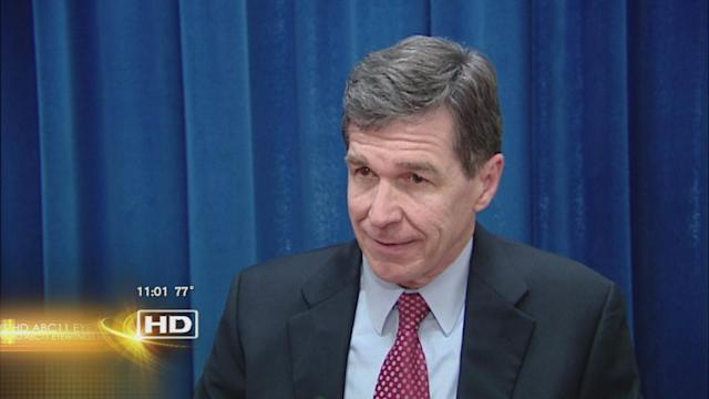 Cooper urges veto of voter ID bill