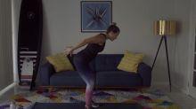 15 minutos de ejercicios en casa: tonifica la parte superior de tu cuerpo con estos movimientos