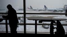 美東南罕見暴風雪 達美取消數百航班
