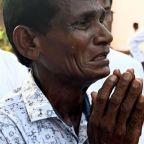 'The first thing I remember seeing was limbs': Sri Lankans recall the moment Negombo church was hit