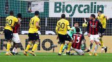 Kessié salva il Milan all'ultimo secondo: 1-1 tra i rossoneri e l'Udinese