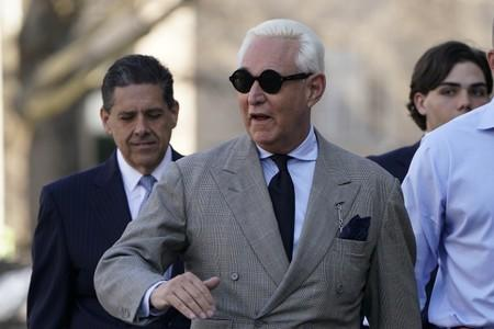 Roger Stone banned from social media for violating gag order