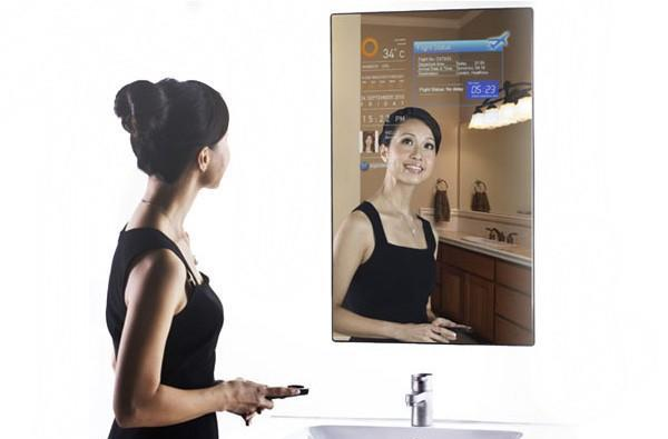 Cybertecture Mirror reflects our fantasies, looks set to become a reality (video)
