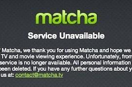 Apple acquires video discovery startup Matcha.tv
