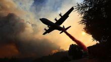 Californie: plus de 8000 km² incendiés, un record depuis 1987