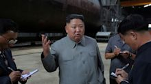 Kim Jong Un Inspects New Sub That Experts Fear Could Carry Far-Reaching Missiles